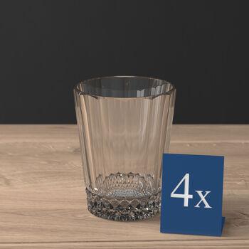 Opéra Smoke bicchiere da acqua set da 4