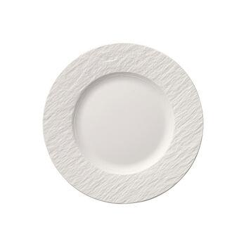 Manufacture Rock Blanc piatto da colazione