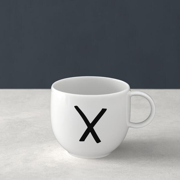 Jarra Letters X 13x10x8cm, , large