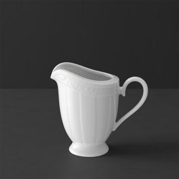 White Pearl bricco per latte 6 pers.