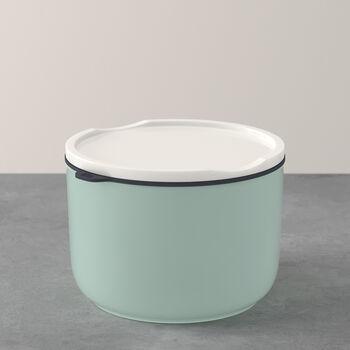 ToGo&ToStay porta pranzo, 13x9,5cm, rotondo, verde menta