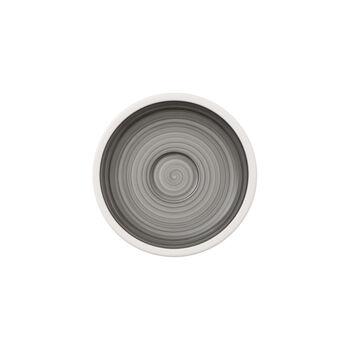 Manufacture gris piattino tazza da moka/espresso