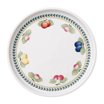 French Garden piatto da portata rotondo 30 cm