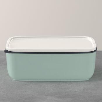 ToGo&ToStay porta pranzo, 20x13x7,5cm, quadrato, verde menta