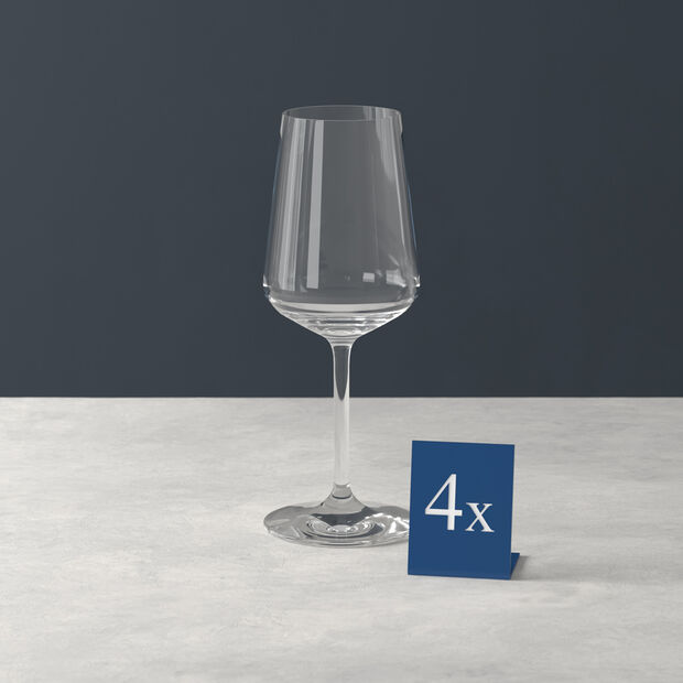Ovid bicchiere da vino bianco set da 4, , large