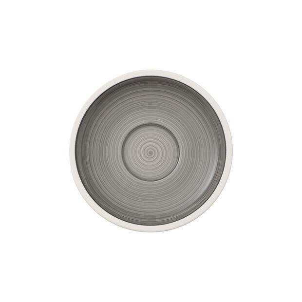 Manufacture gris piattino per tazza da caffè, , large