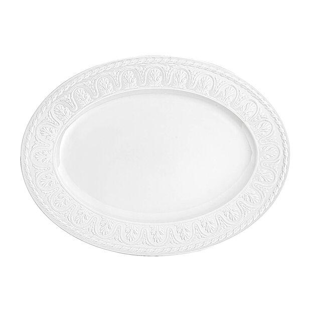 Cellini piatto ovale 40 cm, , large