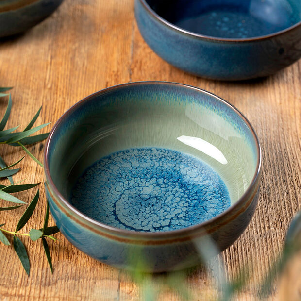 Crafted Breeze ciotola, grigio-blu, 16 cm, , large