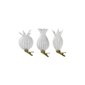 Bunny Tales vaso come decorazione per albero, 3 pezzi