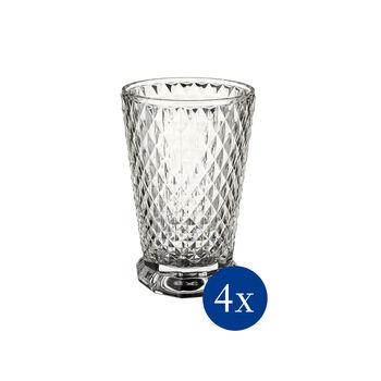 Boston Flare bicchiere da acqua, 4 pezzi