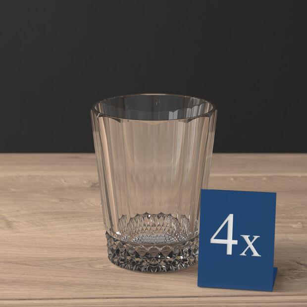 Opéra Smoke bicchiere da acqua set da 4, , large