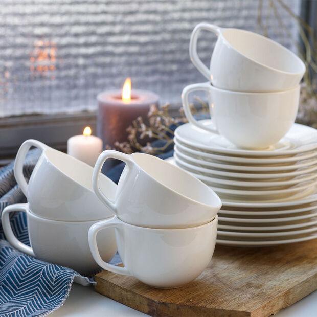 NEO White taza de café sin platillo de 10 x 12 x 7 cm, , large