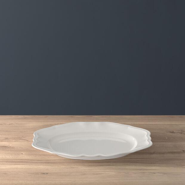 Manoir piatto ovale 37 cm, , large