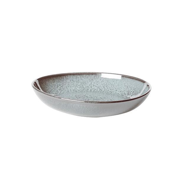 Lave Glacé ciotola piana piccola, turchese, 22 x 21 x 4,2 cm, , large