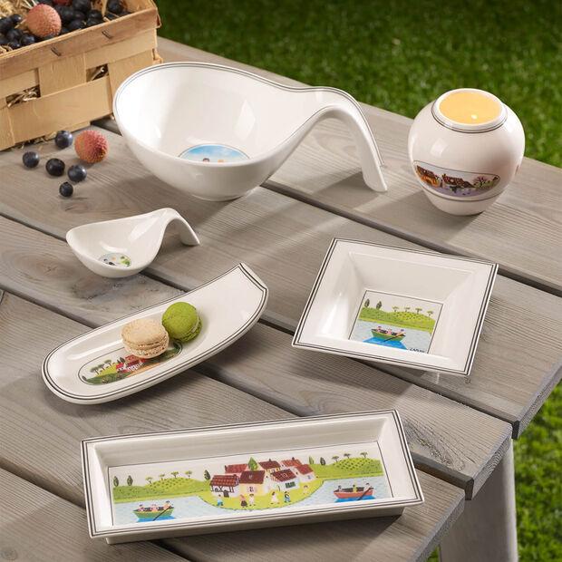 Design Naif Gifts ciotola quadrata, , large