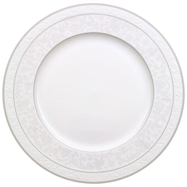 Gray Pearl piatto tondo, piano, , large