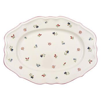 Petite Fleur piatto ovale 44 cm