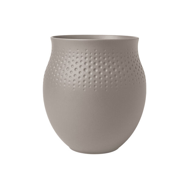 Manufacture Collier vaso, 16,5x18cm, perla, talpa, , large