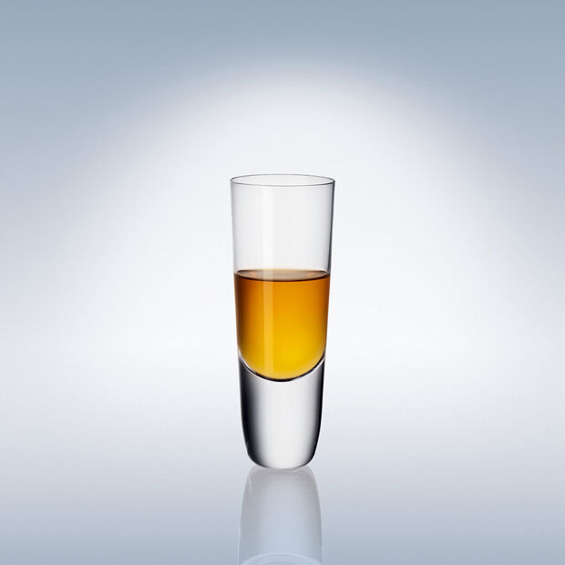 American Bar - Bicchiere per shot / liquori Straight Bourbon 140 mm, , large