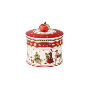 Winter Bakery Delight Scatola pasticceria piccola 12x11cm