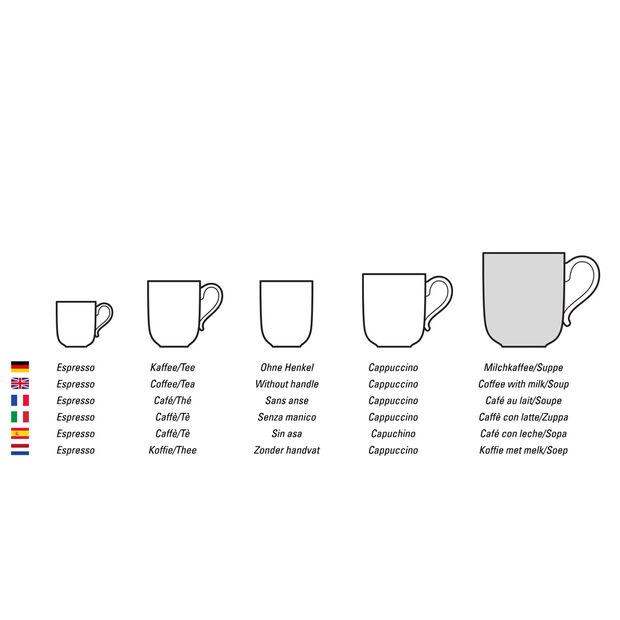 New Cottage Basic tazza da cappuccino, , large