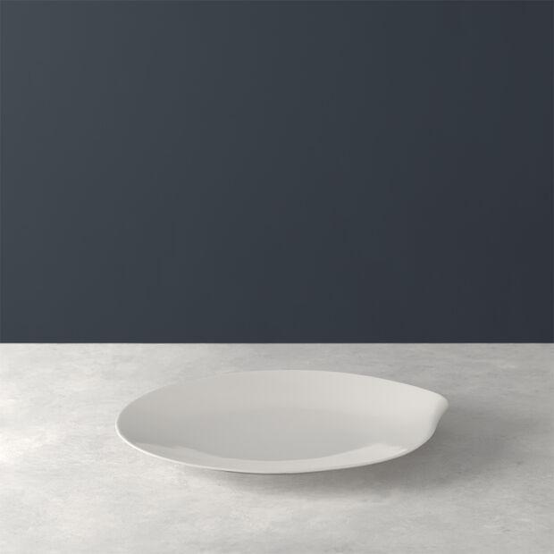 Flow piatto ovale 36 cm, , large