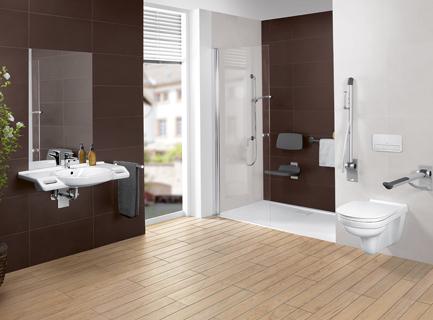 Quanto costa un bagno nuovo villeroy boch - Bagno barriere architettoniche ...