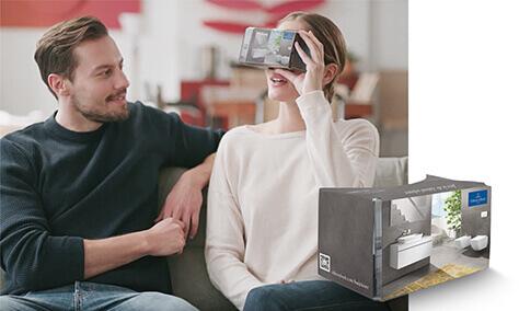 Progettazione bagni 3d create online il vostro bagno dei for Progettazione 3d online