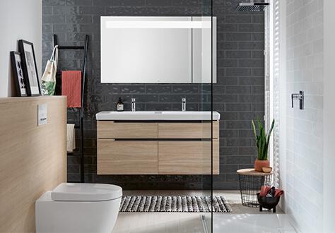 Vasca Da Bagno Blocchi Cad : Progettazione bagni create online il vostro bagno dei sogni