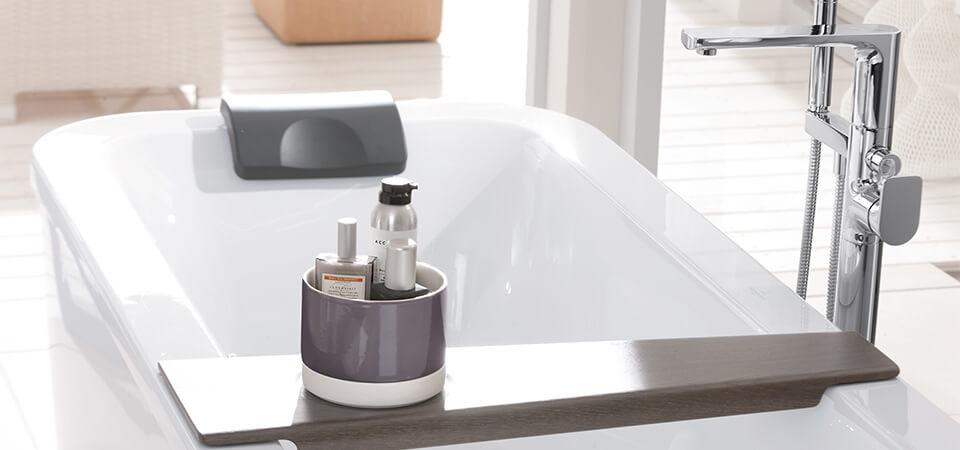 Allestire un piccolo bagno con vasca villeroy boch - Vasca da bagno villeroy e boch ...