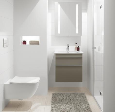Piccolo bagno con doccia soluzioni per il vostro spazio - Bagno piccolo con doccia ...