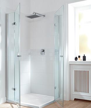 Piccolo bagno con doccia soluzioni per il vostro spazio villeroy