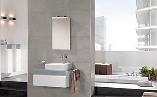 Bagno Sottoscala Altezza : Bagno mansardato uso intelligente dello spazio villeroy & boch