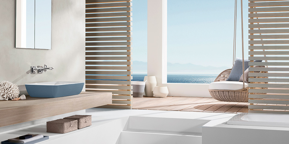 Vivete i colori nel vostro bagno - Villeroy & Boch