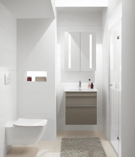 Utilizzare correttamente le luci in bagno - Villeroy & Boch