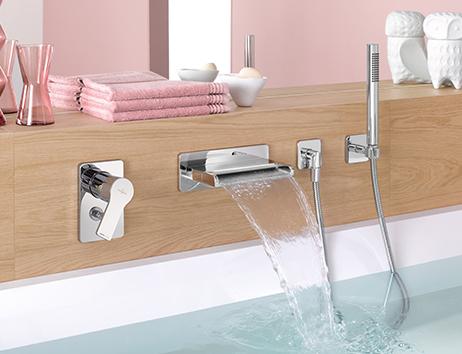 Rubinetteria per il bagno di villeroy boch - Vasca da bagno villeroy e boch ...