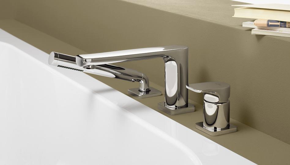 Rubinetteria da bagno tocchi di design villeroy boch - Villeroy boch bagno ...