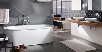 vasche da bagno ovali