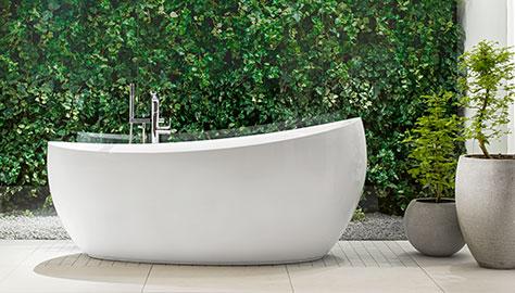 Vasca Da Bagno Piccola In Ceramica : Vasche da bagno per rilassarsi villeroy boch