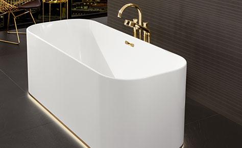 Vasca Da Bagno Angolare Ceramica : Vasca da bagno angolare decorazioni per la casa salvarlaile
