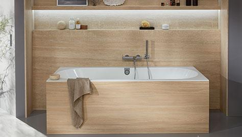 Vasca Da Bagno Usata Piccola : Vasche da bagno per rilassarsi villeroy boch