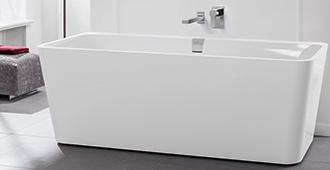 Vasche da bagno rilassarsi con eleganza villeroy boch - Vasche da bagno rettangolari grandi ...