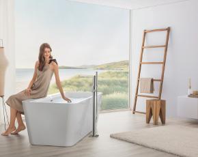 Vasca Da Bagno Semplice : Vasche da bagno villeroy & boch