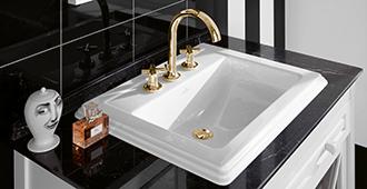 Lavabi e lavandini bagni di stile villeroy & boch