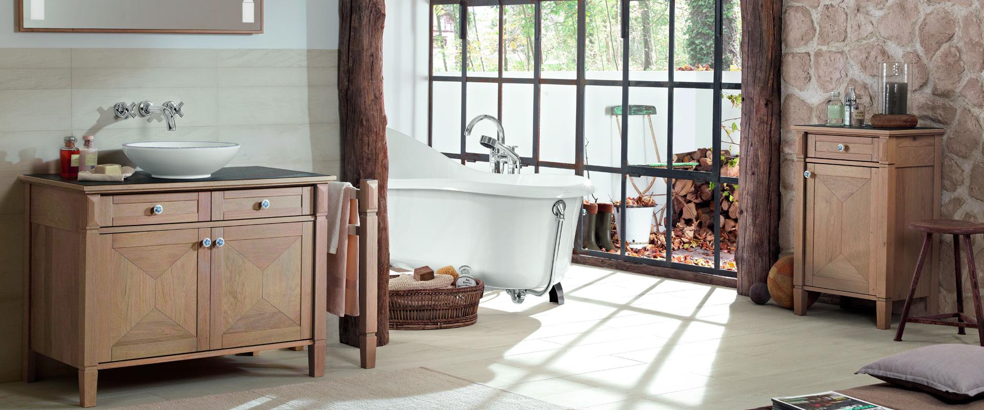 Mobili arredo bagno in legno - Consigli per la cura - Villeroy & Boch