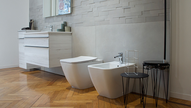 showroom bagno e wellness