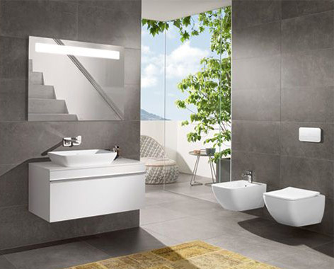 Classic bathroom poetry di villeroy & boch