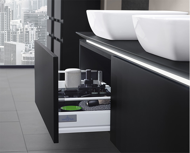 design wellness villeroy boch per il vostro bagno. Black Bedroom Furniture Sets. Home Design Ideas