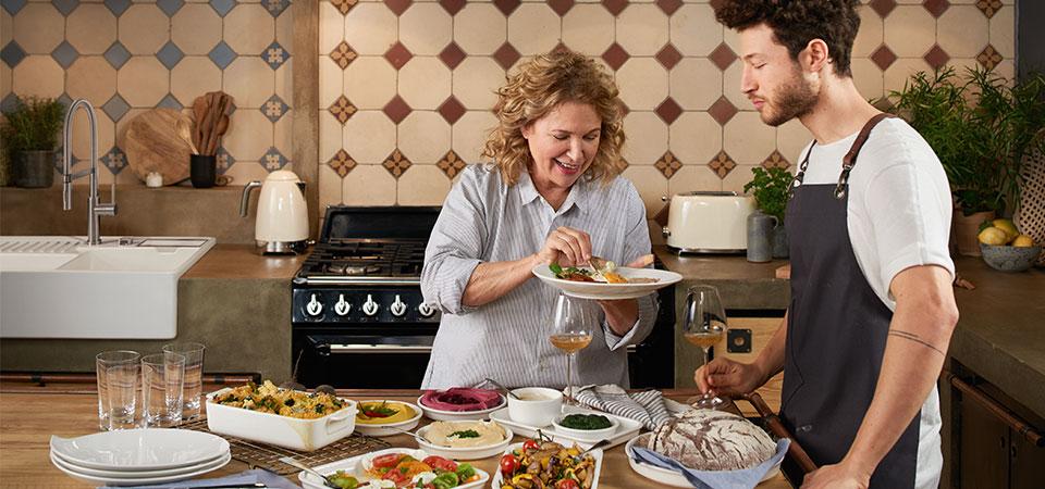 Cucina in stile rustico for Stili di cucina