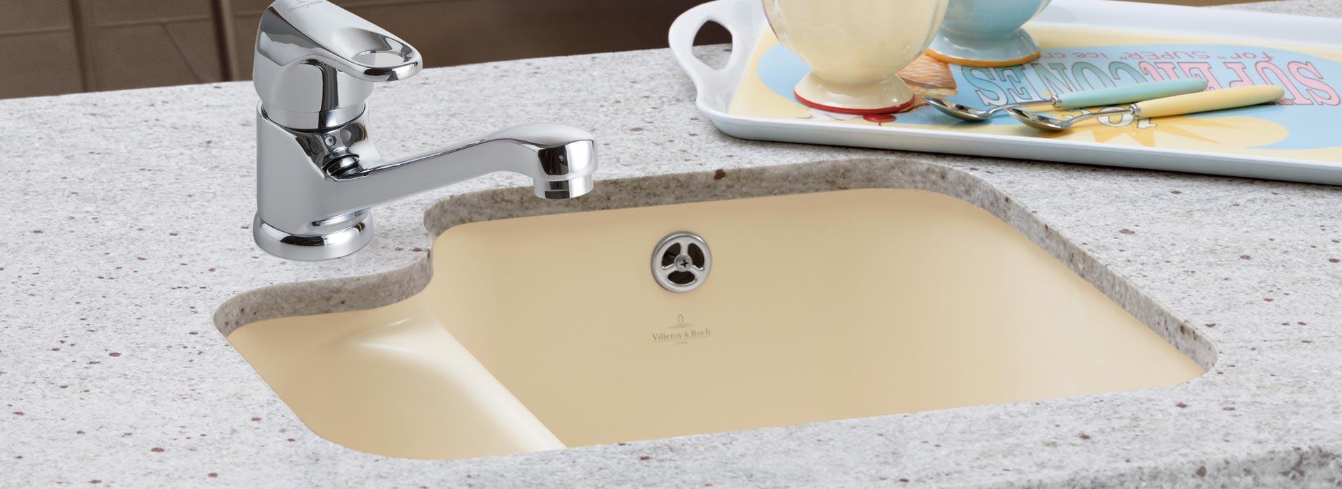 Lavelli sottopiano di qualit premium villeroy boch Lavelli cucina in ceramica